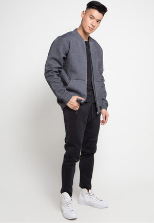 ELEGANCY SCUBA JACKET BLACK