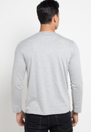 LS Basic Secoder TShirt - Misty Grey