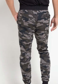 LONG PANTS ARMY - GREY