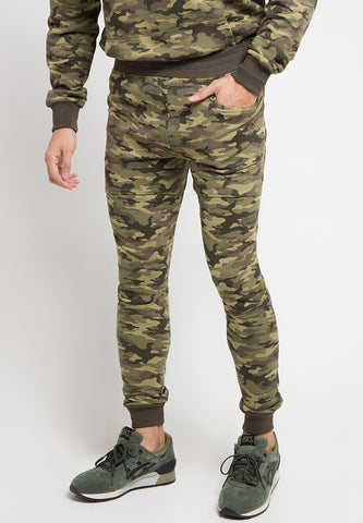LONG PANTS ARMY - GREEN