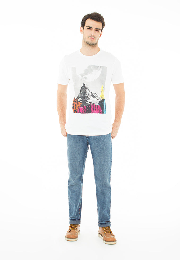 WHITE MOON MOUNTAIN TSHIRT