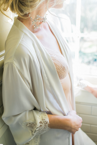 love ophelia bridal robe