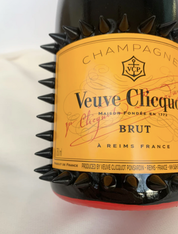 veuve clicquot bottle custom