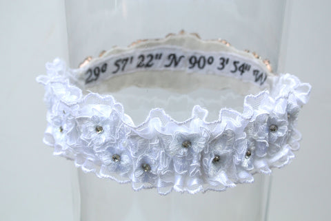 air force wedding garter