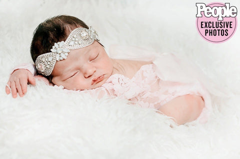 Infant/Newborn Sparkle Headband