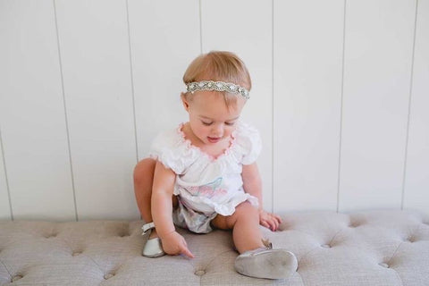 1 Year Old Sparkle Headband