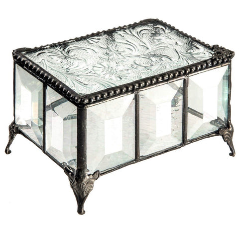 Beveled & Beautiful Jewelry Box