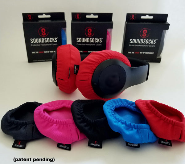 SoundSocks Protective Headphone Covers