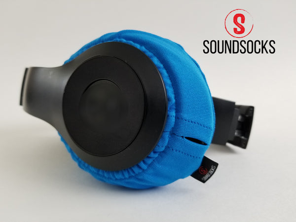 SoundSocks™ Protective Headphone Covers