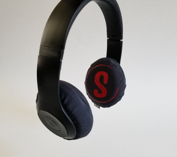SoundSocks Protective Headphone Covers Monogram