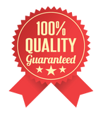 100% Quality Guaranteed