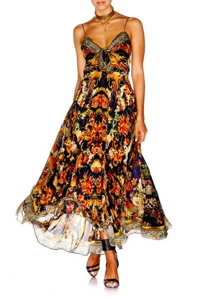 Camilla The Phoenix Rising Long Dress