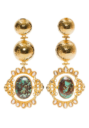Christie Nicolaides Paloma Earrings