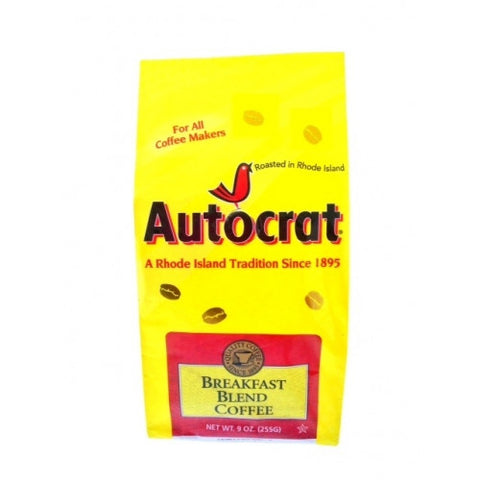 Autocrat Breakfast Blend, Case