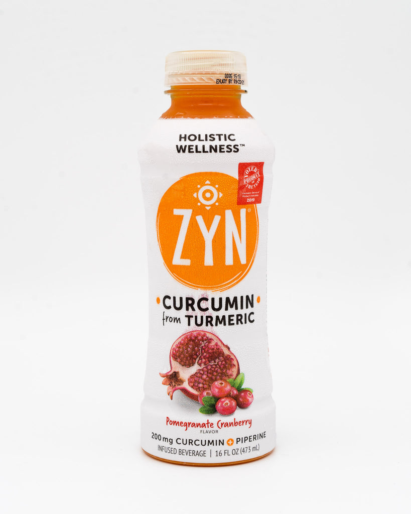 Zyn, Holistic Wellness, Curcumin from Tumeric, Pomegranate Cranberry, 16oz