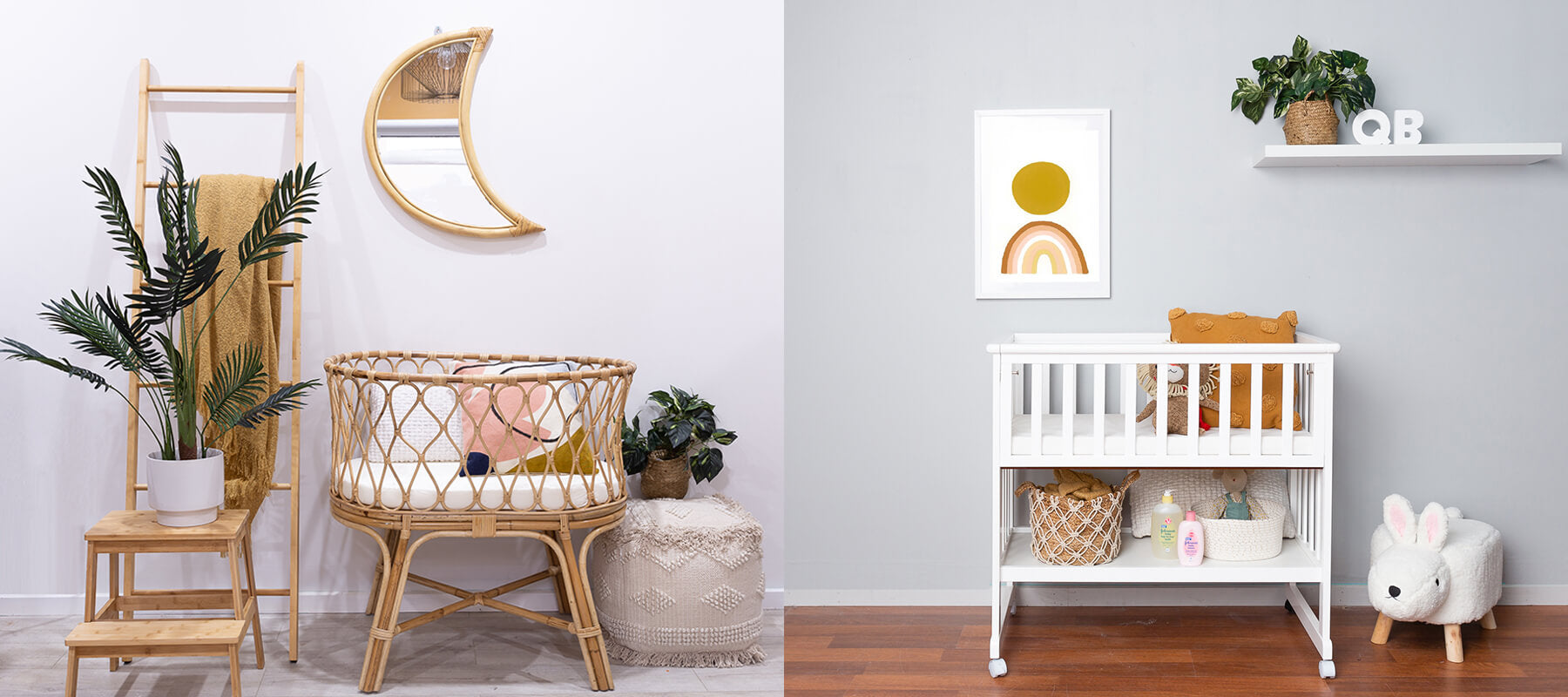 How to Choose a Cradle / Bassinet