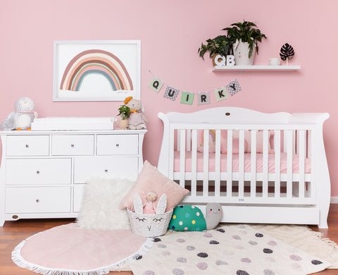 Nursery Packages with a Regal Cot