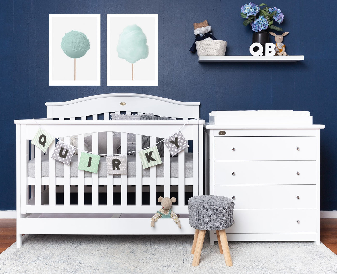 Nursery Packages with a Windsor Cot