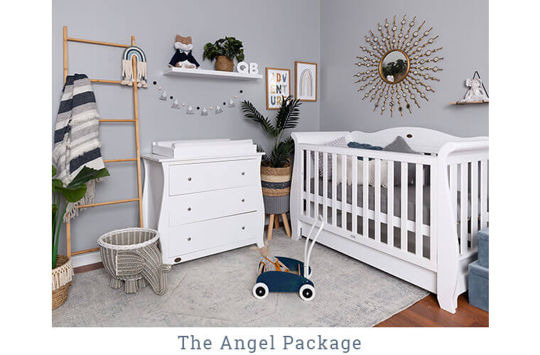 ANGEL PACKAGE with the Regal Cot