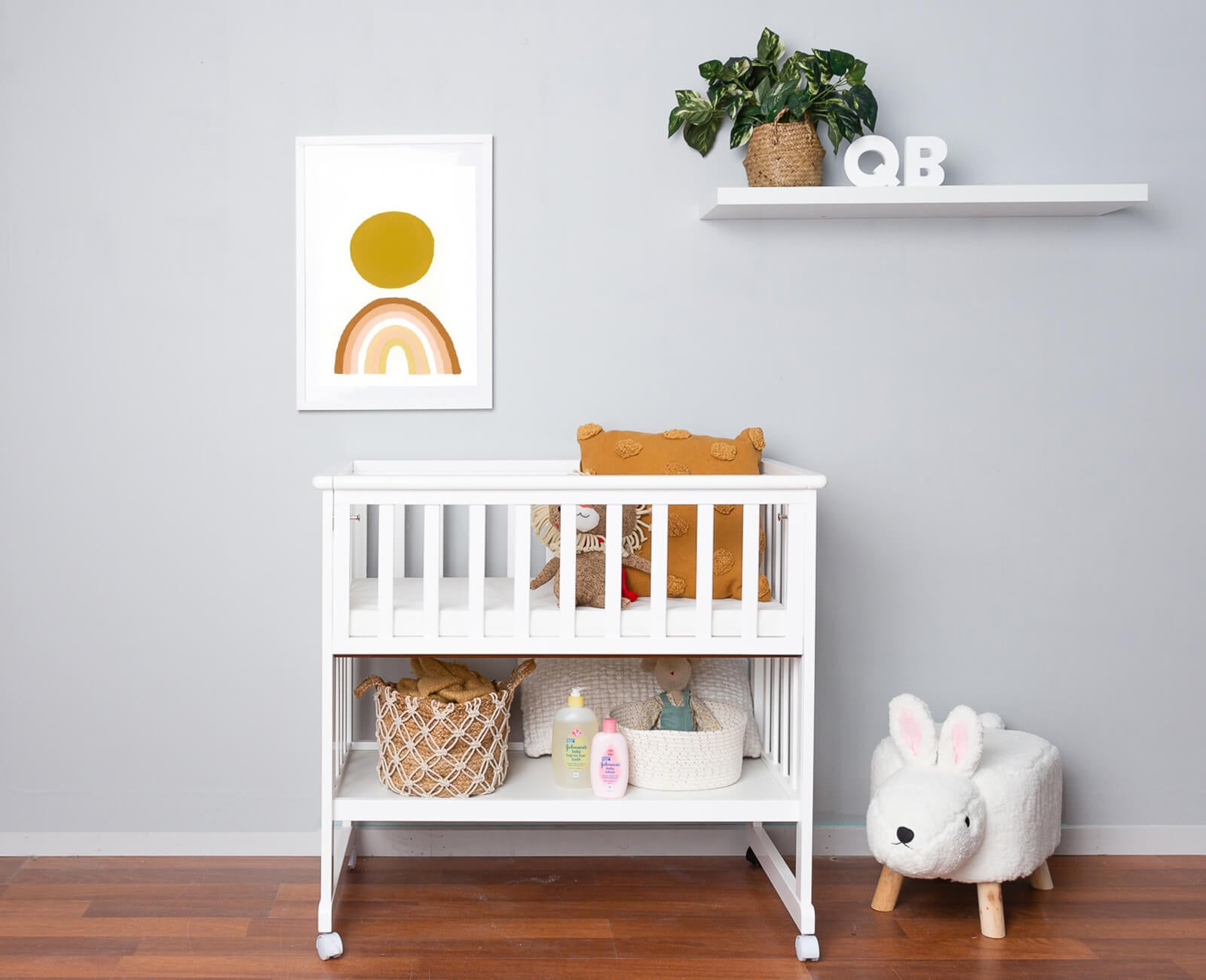 Amanda Bassinet / Co Sleeper & Mattress