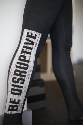 #KYANITE PREMIUM DISRUPTIVE LEGGINGS