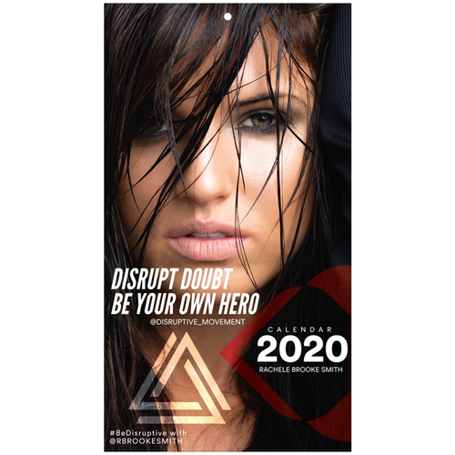 Disruptive Movement 2020 Calendar