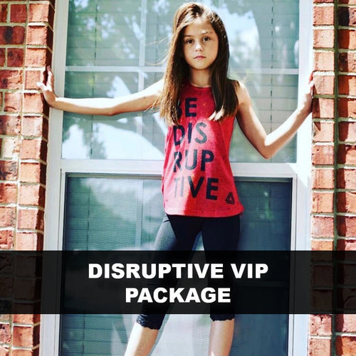 Be Disruptive VIP BUNDLE