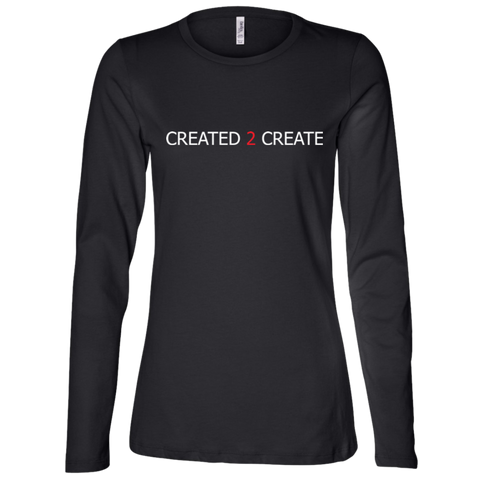 Created 2 Create Long Sleeve
