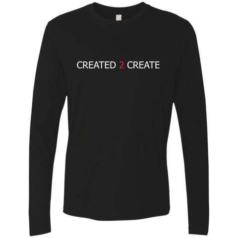 Created 2 Create Ladies' Jersey Long Sleeve