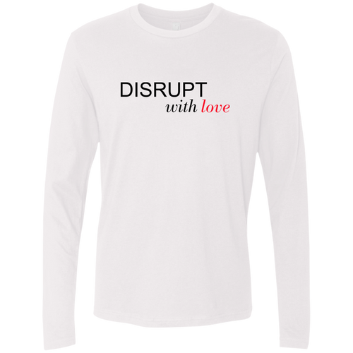 Disrupt With Love Long Sleeve