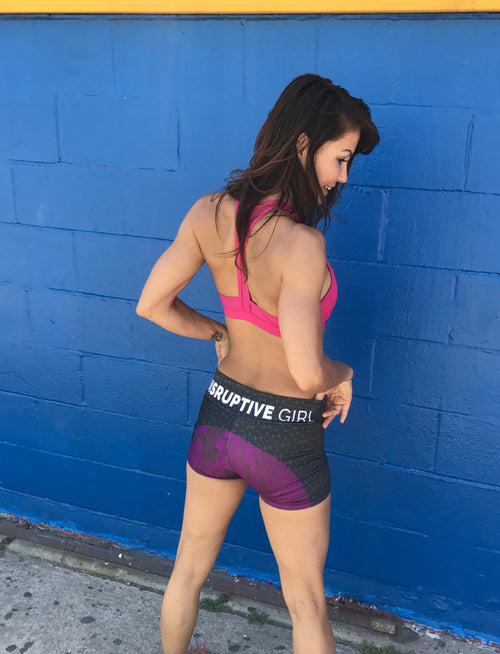 DisruptiveGIRL Shorts