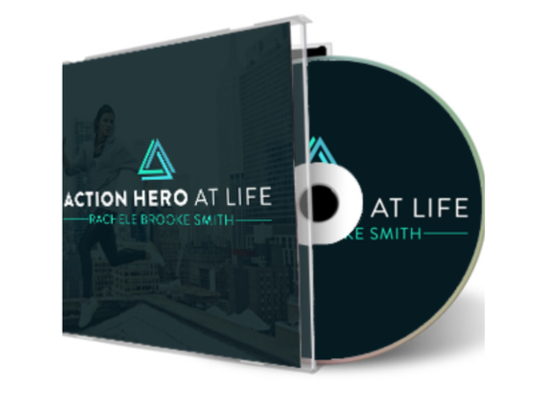 """BE YOUR OWN HERO""  Guided Meditations Empowerment Album"