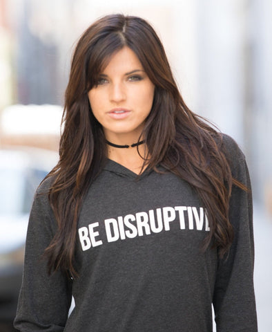 Be Disruptive Long Sleeve (unisex)
