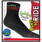 SockGuy Born to Ride Performance Socks