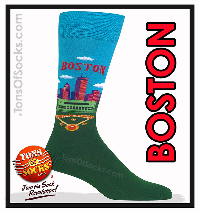 Men's Boston Socks