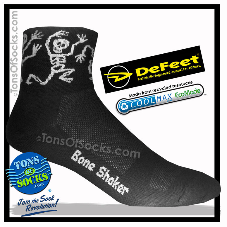 DeFeet Bone Shaker Performance Socks