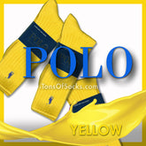 Men's POLO Ralph Lauren Bright Colorful Cotton Crews (Bright Yellow)