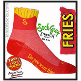 SockGuy Fries Performance Socks