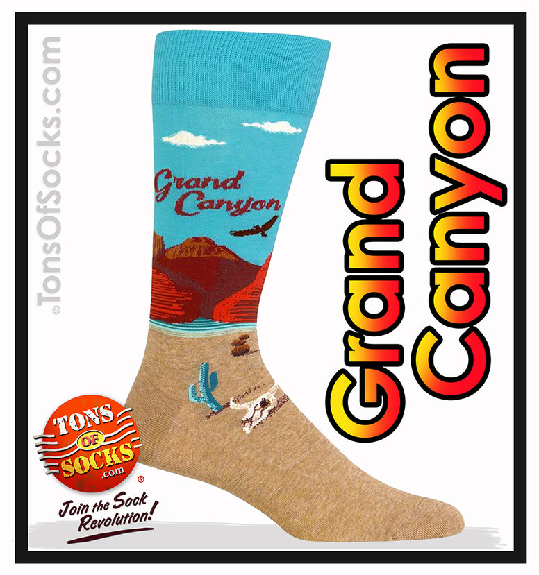 Men's Grand Canyon Socks
