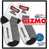 Gizmo CoolMax® High Voltage Performance Socks
