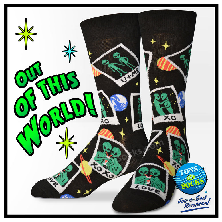 Men's Out of this World Socks (NEW)