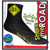 SockGuy Share the Road Performance Socks