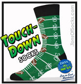 Men's Touchdown Socks