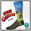 Men's Wine Country Socks (NEW)