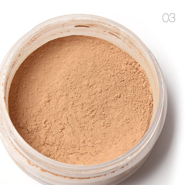 Mineralized Loose Face Powder - Grab, Shop & Go