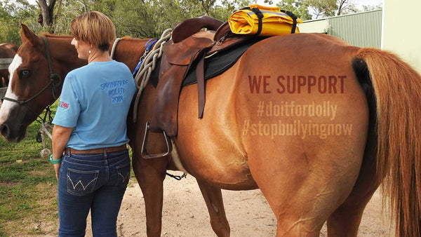 RESCUE SWAG SUPPORTS 'DO IT FOR DOLLY' CHARITY RODEO