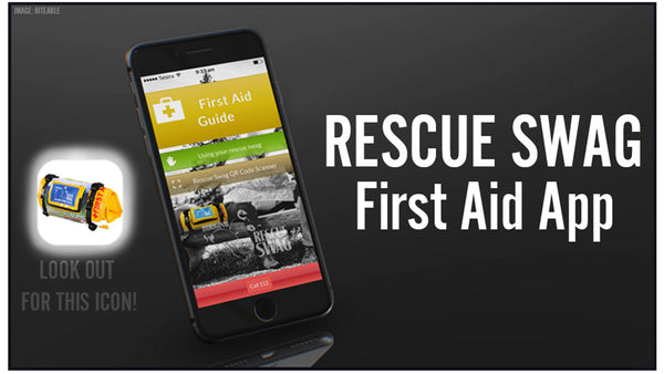 RESCUE SWAG FIRST AID APP