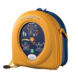 USING THE HEARTSINE SAMARITAN PAD 500P DEFIBRILLATOR