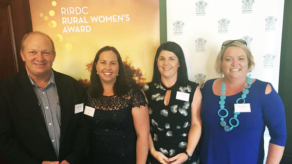 RESCUE SWAG CEO QLD FINALIST FOR RURAL WOMEN'S AWARDS