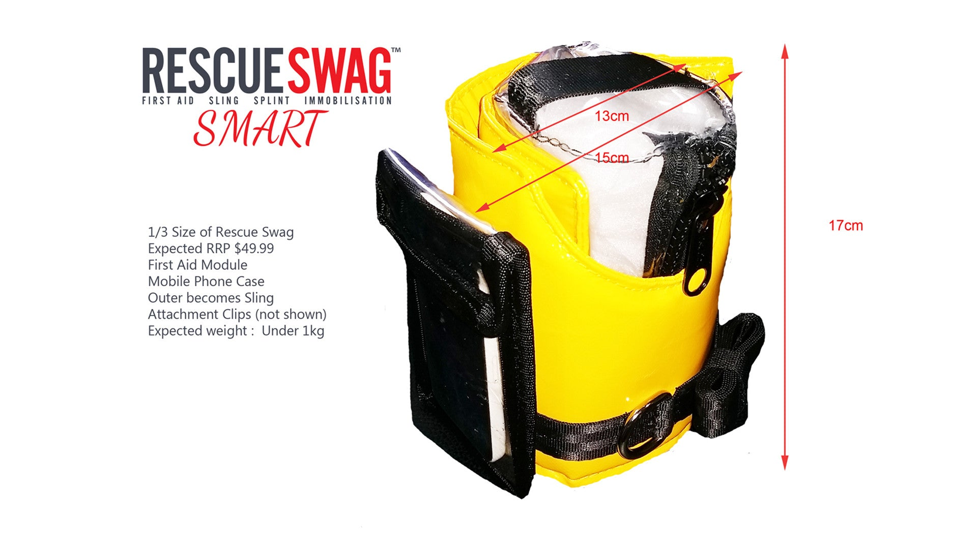 RESCUE SWAG IGNITE IDEAS FUND RECIPIENT